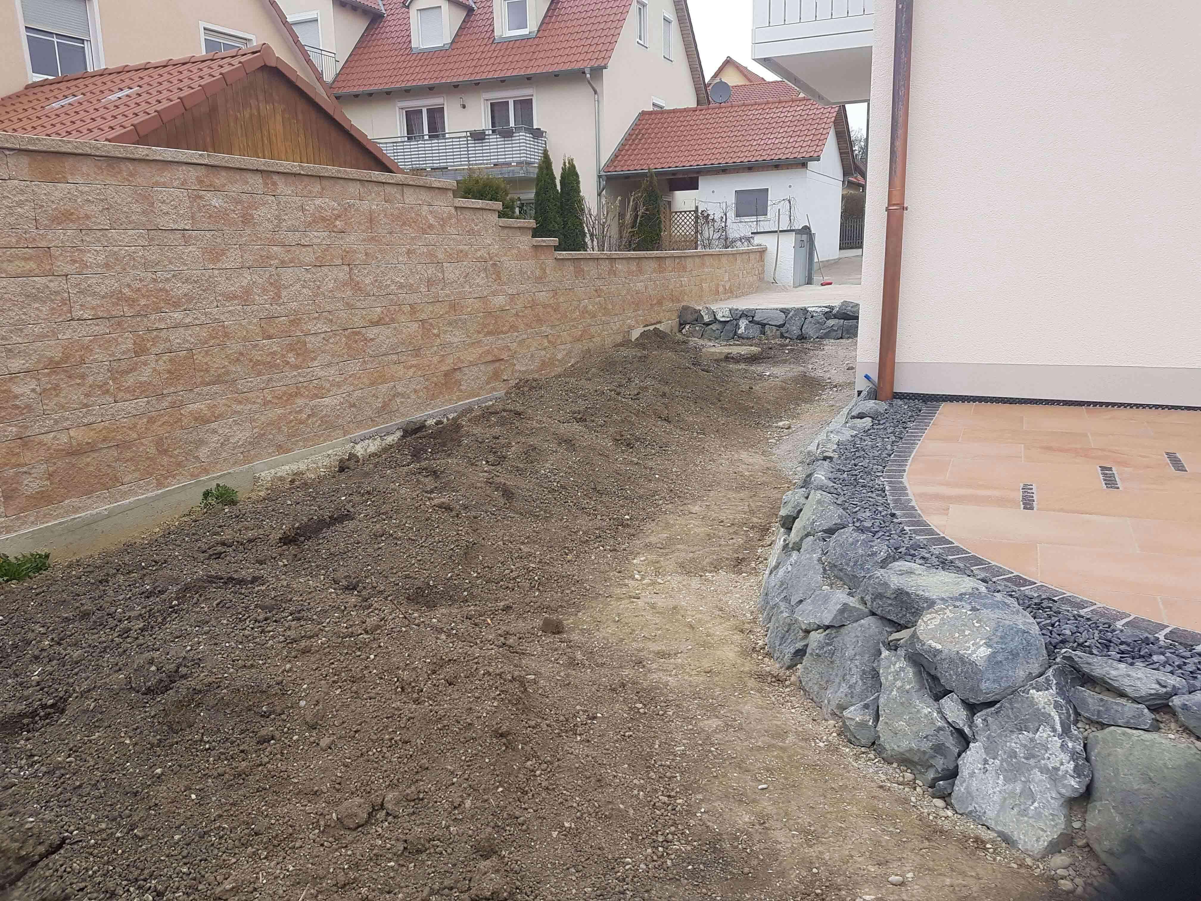 Gartenbau Landschaft